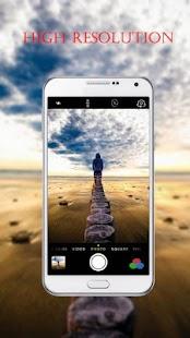 BZ Camera - Selfie Photo Editor - náhled