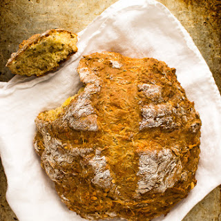 Rosemary and Cheddar Soda Bread