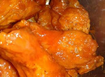 WINGS RESTAURANT STYLE And SAUCE
