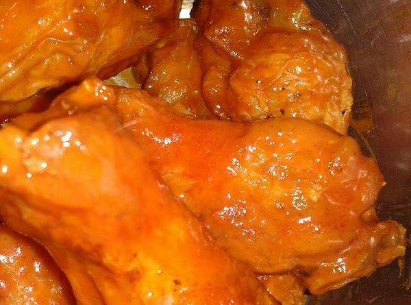 Wings Restaurant Style And Sauce Recipe