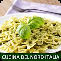 Cucina del Nord Italia ricette gratis in italiano. icon