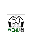 Screenshot of WEMU Public Radio App