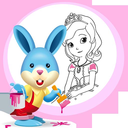 Jeux Coloriage Princesse