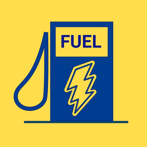 Fuel Flash Icon