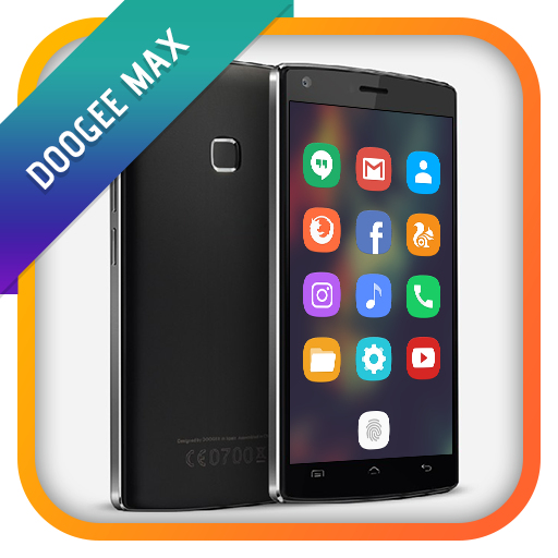 Theme for Doogee Mix