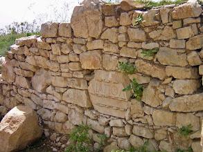 Photo: Rhodiapolis, Byzantine Wall .......... Rhodiapolis Byzantijnse muur
