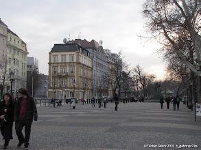 Photo: Séta tér Pozsonyban