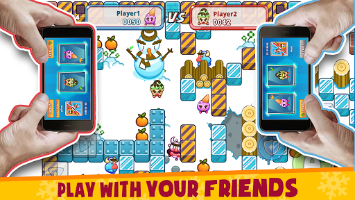 Fruit & Ice Cream - Ice cream war Maze Game 3.8 screenshots 1