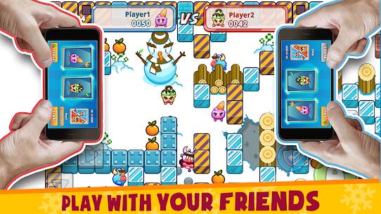 Fruit & Ice Cream – Ice cream war Maze Game 1