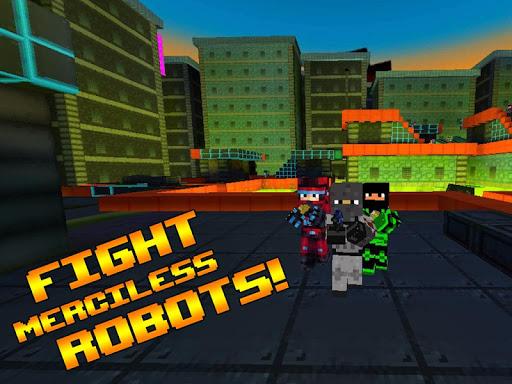 Rescue Robots Sniper Survival screenshots 11