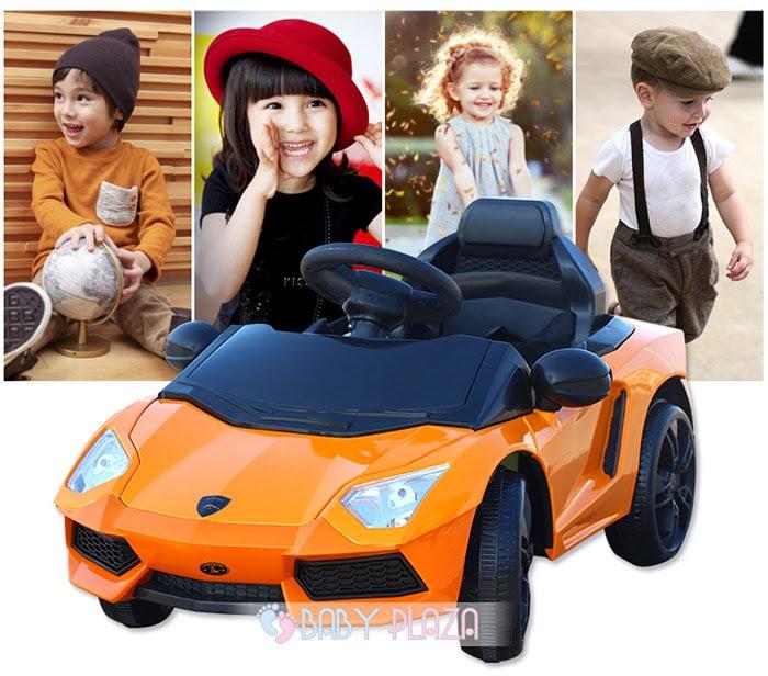 Xe hơi điện thể thao cho bé AT-1116 1