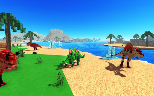 Blocky Ark Survival 3D screenshot 4