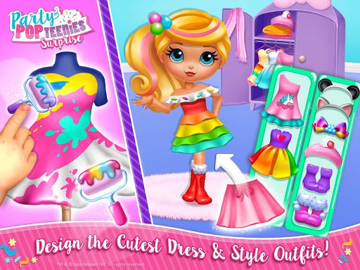Party Popteenies Surprise - Rainbow Pop Fiesta 1.0.97 screenshots 12