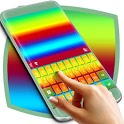 Rainbow Pride Keyboard icon
