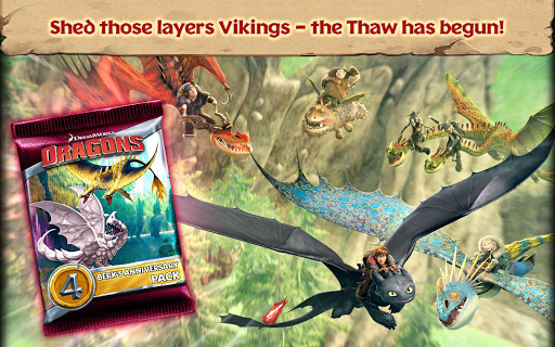 Dragons: Rise of Berk  mod screenshots 3