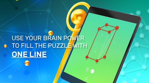 One Line - One Touch Drawing Puzzle 1.7 screenshots 18