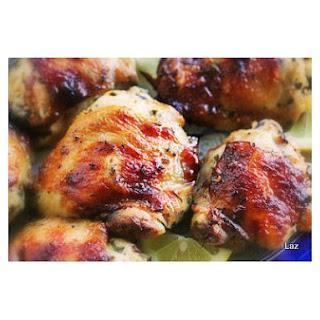 Lemon Zest Chicken