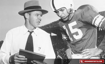 Photo: Coaching at the Cotton Bowl in Dallas against Texas.