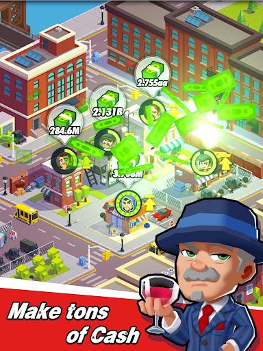 Code Triche Idle Mafia APK MOD screenshots 4