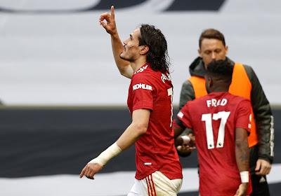 🎥 Lob des 40 mètres: Edinson Cavani régale encore avec Manchester United