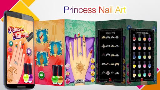 Nail Fiesta: Girls Nail Salon 1.0 screenshots 1