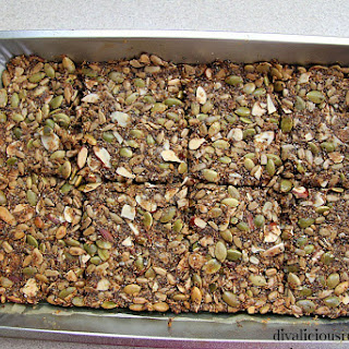 Healthy Seed And Nut Slice Recipes.