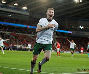 Nations League : Rencontre terne entre l'Irlande et le Pays de Galles