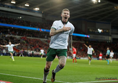 Nations League : Rencontre terne entre l'Irlande et le Pays de Galles