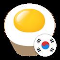 Chat to Learn Korean - Eggbun icon