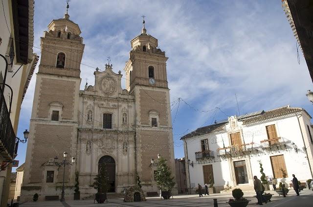 Iglesia de Nuestra Señora de la Encarnación, Vélez-Rubio.