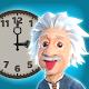 Human Heroes Einstein's Clock