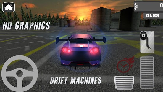 Drift Simülator : Pro - náhled