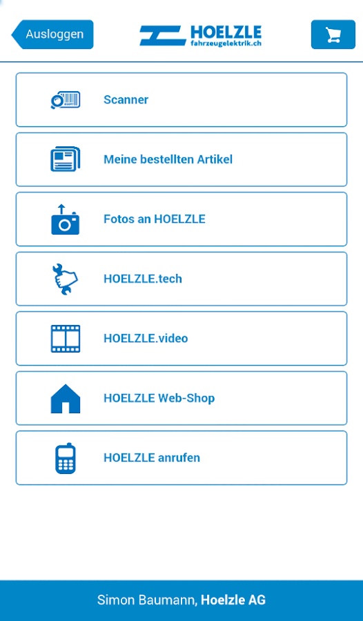 HOELZLE – Screenshot