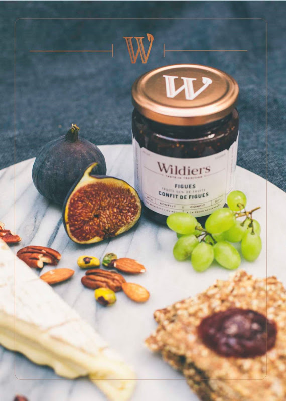 Wildiers home made jams, spreads, pickles, syrups & chutneys foto