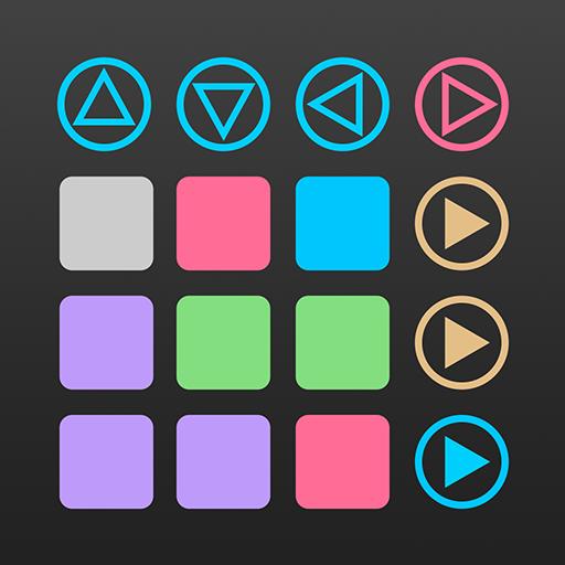 Launch Buttons Plus - Ableton MIDI Controller
