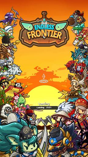 Télécharger Gratuit Endless Frontier, RPG online APK MOD (Astuce) screenshots 1