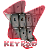 Furry Keypad Cover