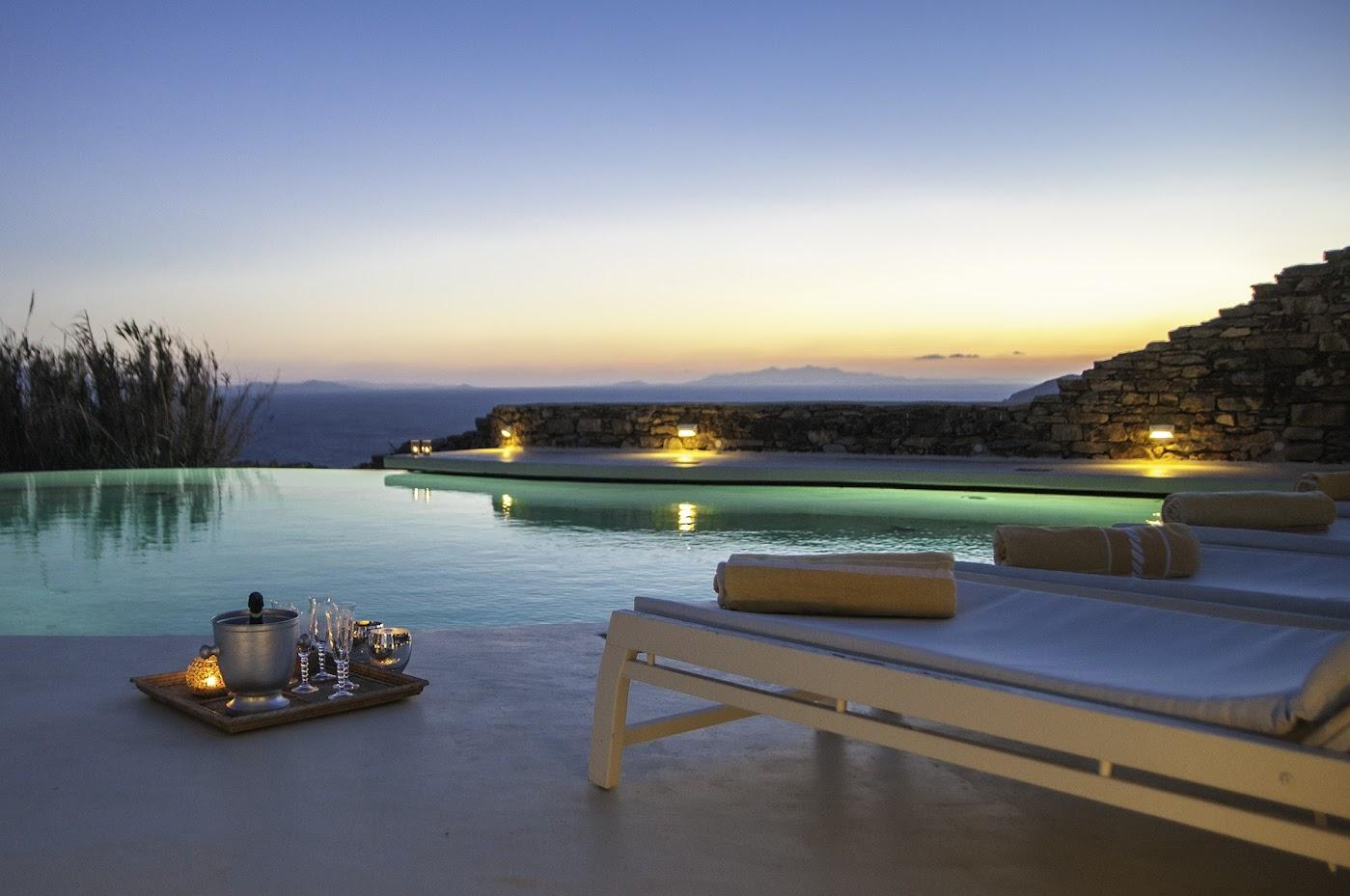 Divine Villa, Mykonos