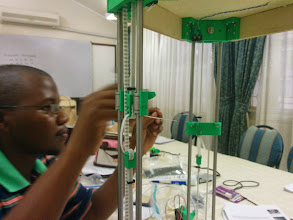 Photo: We built 3D printers