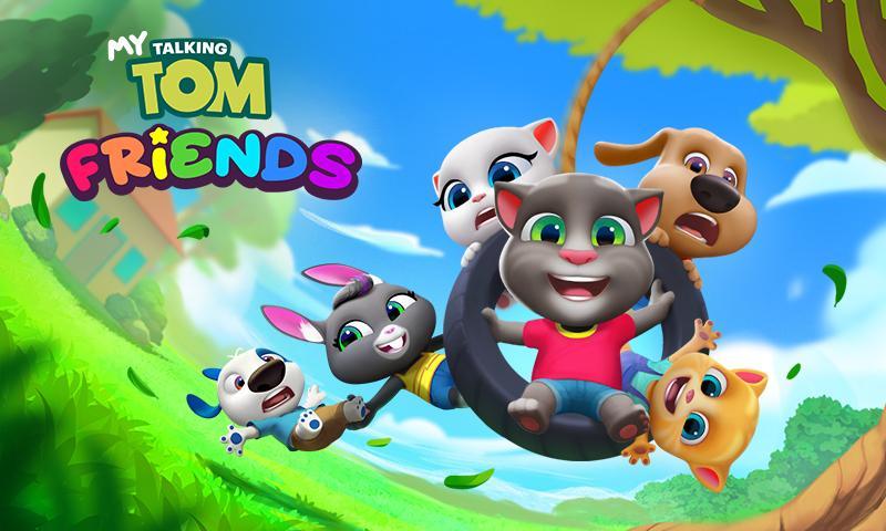 Screenshot - My Talking Tom Friends