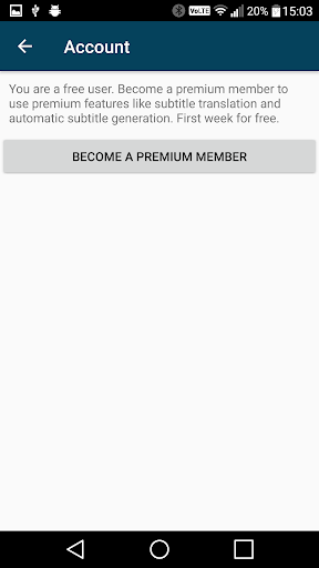 MCT Player 1.0.4 screenshots 5