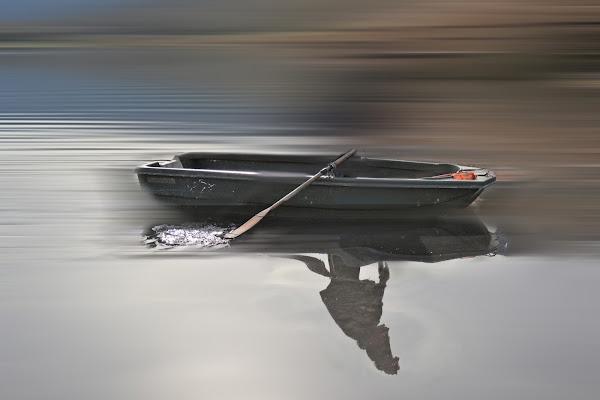 il fantasma del lago di mauriziosettimi