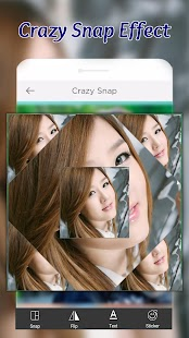 Crazy Snap Photo Effects Editor - náhled