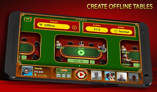 Texas Holdem Poker: Pokerbot apkmind screenshots 2