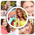 Photo Collage Grid icon