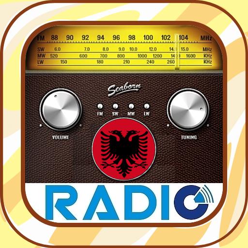 音樂App Radio Albanian LOGO-3C達人阿輝的APP