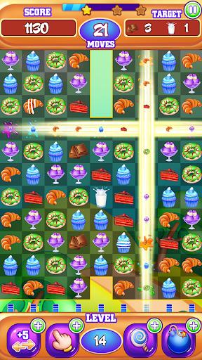 Bakery Mania: Match 3  screenshots 6