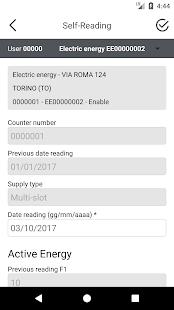 Italiangas Mobile - náhled