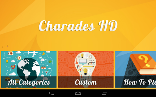 Charades (50+ Categories) ud83dude46ud83cudffb  screenshots 16