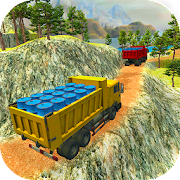 Offroad Luxury Cargo Truck New Games 2019‏